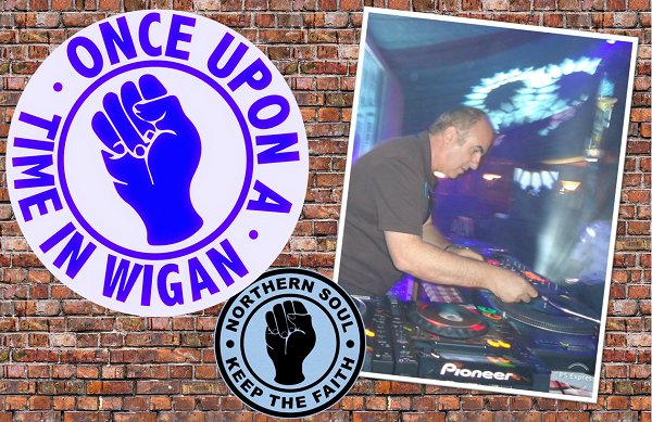 Kev Roberts - Northern Soul Disco - DJ